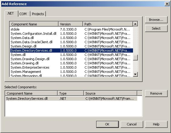 Authentication against Active Directory and Edirectory via